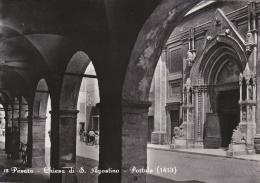 PESARO URBINO - Pesaro - Chiesa Di S.Agostino - Portale Del 1413 - Pesaro