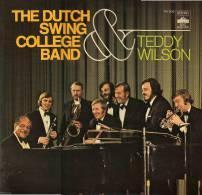 * LP *  THE DUTCH SWING COLLEGE BAND & TEDDY WILSON (Holland 1973) - Jazz