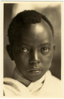 C. Zagourski - L´AFRIQUE QUI DISPARAIT ! Nº 93 - Un Enfant Mutudzi. Original Old Real Photo Postcard. - Africa