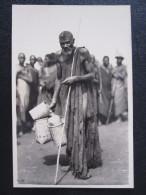 C. Zagourski - L´AFRIQUE QUI DISPARAIT ! Nº 109 - Urundi. Type. Original Old Real Photo Postcard. - Africa