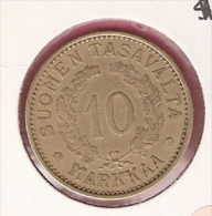 FINLAND 10 MARKKAA 1931 KM32A - Finlande