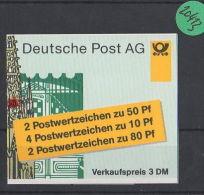 [SOLD] BRD  Markenheft  Postfrisch  MH- MiNr. 29 B MZ - Blocchi