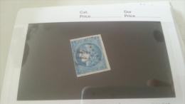 LOT 243361 TIMBRE DE FRANCE OBLITERE BORDEAUX