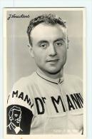 J. VERACHTERT . 2 Scans. Cyclisme. Dr Mann - Cyclisme