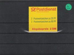 Berlin    Markenheft  Postfrisch    MH- MiNr. 28 I - Blocchi