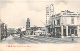 ¤¤  -     12   -  SINGAPOUR  -  SINGAPORE  -  South Bridge Road    -  ¤¤ - Singapour