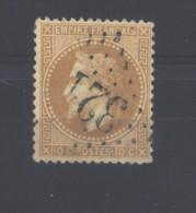 FR 28A (I)  °   (Losange Gros Chiffres - 321. ) - 1863-1870 Napoleon III With Laurels