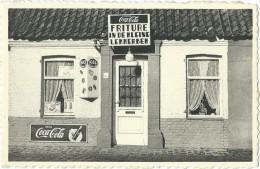 """Eernegem - Moerdijk - Friture """"In De Kleine Lekkerbek"""" - Dans La Petite Gastronomique - In The Small Gourmet. - Ichtegem"""