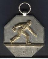 Medaille-Korps Commandotroepen 1943 - Medal Commando Corps Netherlands 1943 - Bowling