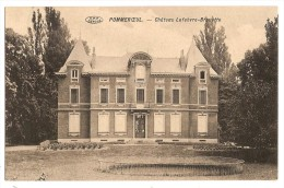 BELGIUM POMMEROEUL Château Lefebvre Brouette - Bernissart