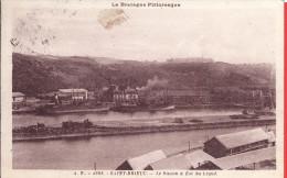 --  22 --  SAINT BRIEUX -- LE BASSIN A FLOT DU LEGUE -- - Saint-Brieuc