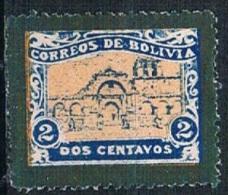 5473 - Bolivia - Architecture - Bolivia