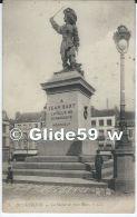 DUNKERQUE - La Statue De Jean-Bart (animée) - N° 5 - Dunkerque
