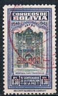 5478 - Bolivia 1951 - Monument - Architecture - Bolivia