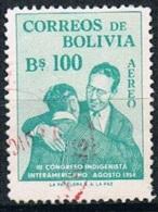 5482 - Bolivia 1954 - Bolivia