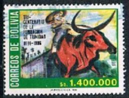 5488 - Bolivia 1986 - Costume - Bolivia