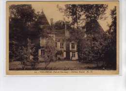 VILLEREAL - Château Ricard - Très Bon état - France