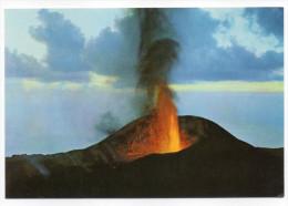Espagne--LA CANARIA--1975  -- Volcan De Teneguia Fuencaliente (éruption) Cpm N° 2881  éd Gasteiz - La Palma