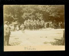 Foto 1895  Photo Sur Carton ( 8 X 6 Cm )  Trèves  Trier  Allemagne  Deutschland - Alte (vor 1900)