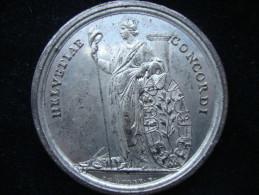 Verdienstmedaille 1792 Weißmetall 40 Mm 25,15 Gr. - Jetons & Médailles