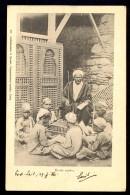 Ecole Arabe / 82. Lichtenstern& Harari / Year 1900 / Old Postcard Circulated - Egypt