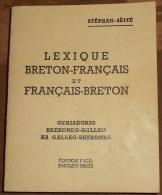 Lexique Breton-Français Et Français-Breton - Bretagne