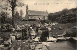 29 - PLOUGUERNEAU - Lavoir - Lavandière - Plouguerneau