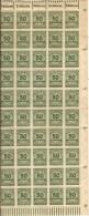Allemagne 1923 - YT 302 - 50 Timbres - Neufs Avec Gomme Sans Charnière - Allemagne