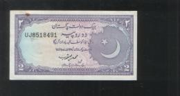 PAKISTAN 2 Rupees - Pakistan