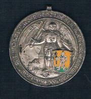 GEMEINDE SDIRINGEN KIRCHENGRUNDUNG 1290 KIRCHENDATRON - Monedas