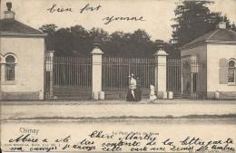 CHIIMAY : Le Parc Porte De Mons - Nels Série 114 N° 1 - Cachet De La Poste 1902 - Chimay