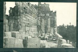 Baalbeck  -  Tour D'angle Des Propylées - Fak114 - Lebanon