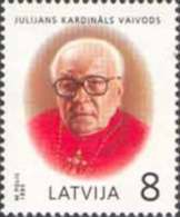 Latvia 1995 Mih. 406 Cardinal Julijans Vaivods MNH ** - Lettland