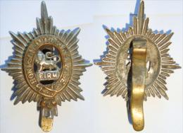 FIRM Insigne WW2 Britannique HONI SOIT  QUI MALY PENSE - Landmacht