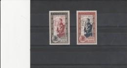 MONACO - POSTE AERIENNE N° 49 A 50  NEUF XX - COTE : 23,70 € - Airmail