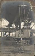 L'AERONAT LEBAUDY. LA NACELLE ET L' ARRIERE DU CHASSIS - ....-1914: Précurseurs
