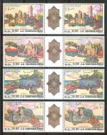 1985 Somalia Paesaggi Landscapes Paysages Set MNH** - Somalia (1960-...)