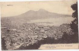 CPA - NAPOLI (Italia) - Panorama Preso Dalla Villa Tolentino - Napoli