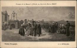 29 - PLOUGASTEL-DAOULAS - Tableau De Sévellec - Reproduction Peinture - Plougastel-Daoulas