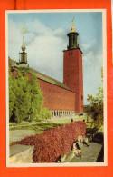 Suède : STADSHUSET, STOCKHOLM - Suède