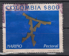 Colombia 2002 Mi Nr  2195 Goudsmeedkunst - Colombia