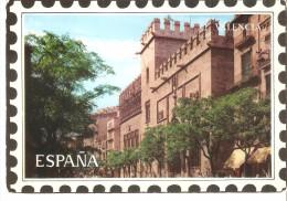 Tarjeta Postal De Valencia. - España