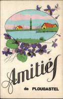 29 - PLOUGASTEL-DAOULAS - Amitiés De - Plougastel-Daoulas
