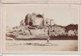 Cdv Vue De Rome Roma Italie Italia Photographe Anonyme 2 - Antiche (ante 1900)