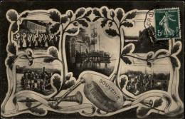 29 - PLOUGASTEL-DAOULAS - Souvenir De - Multi Vues - Biniou - Plougastel-Daoulas