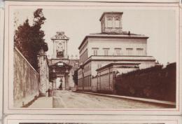 Cdv Vue De Rome Roma Italie Italia Photographe Anonyme 6 - Antiche (ante 1900)