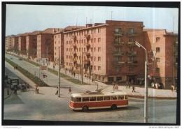 Czernowitz-Cernauti-Bukowina-new City-trolleybus-bus-unused,perfect Shape - Oekraïne