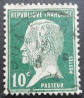 FRANCE Type Pasteur N°170 Oblitéré - 1922-26 Pasteur