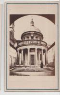 Cdv Vue De Rome Roma Italie Italia Photographe Anonyme 12 - Antiche (ante 1900)