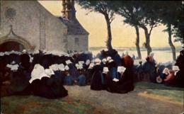 29 - PLOUGASTEL-DAOULAS - Pardon Breton - Peinture De Désiré LUCAS - Plougastel-Daoulas